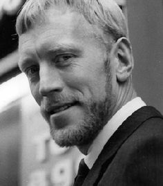 Max von Sydow, the oh-so-handsome Swede.