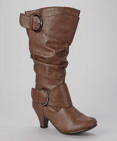 Brown Darlene Boot