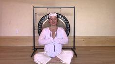 KUNDALINI YOGA: Seven Wave Sat Nam Meditation with Anastasia Akasha Kaur www.keepingitrealnaturalliving.com