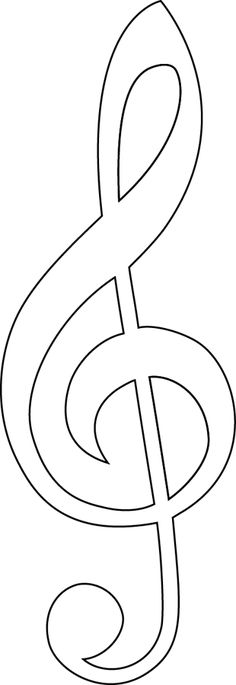 Une clé de sol Owl Patterns, Quilling Patterns, 90th Birthday, Birthday Cards, Festa Rock Roll, Treble Clef, Wood Toys, Flower Crafts, Stencils