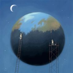 Gianni De Conno 'Restore the World'