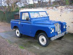Land Rover Series 2a
