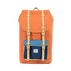 Herschel Supply Co. Little America Rubber, Natural Rubber, One Size