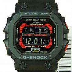 Hurry up Get More Discount on Directbargains.com.au. Hurry Up..!!Buy Casio G-Shock Tough Solar World Time Watch Model - GX-56-1ADR price in Australia: AUS $155.94 Shipping FREE