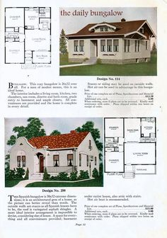 1000 Images About Vintage Spanish Bungalow On Pinterest