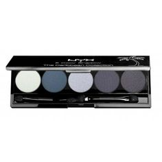 NYX 5 Colour Eye Shadow Palette - I Dream Of Antigua  £8.00 (FREE UK Delivery)  http://www.123hairandbeauty.co.uk/beauty-products-c5/eyes-c20/nyx-5-colour-eye-shadow-palette-i-dream-of-st-marteen-p1006