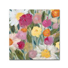 Carrie Schmitt 'Jubilation' Canvas Art