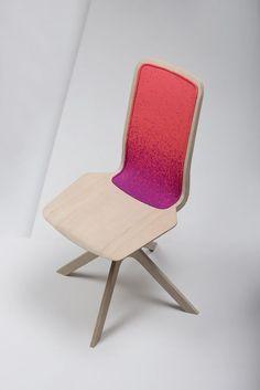 Tendance dégradée - Chaise