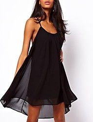 Women's Sexy Backless Sling Strap Back Chiffon Mini Party Dress. Get wonderful discounts up to 70% at Light in the box with Coupon and Promo Codes.
