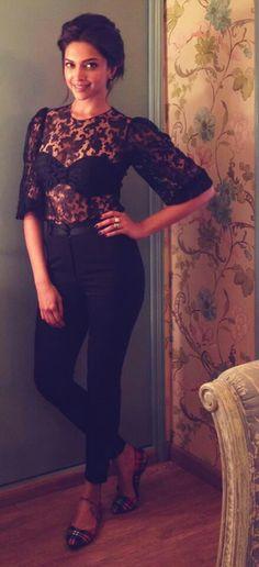 The pinnacle of beauty, Deepika Padukone Plus