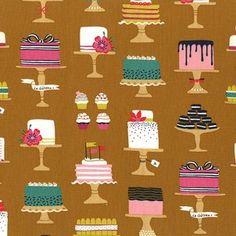 Patty Sloniger - Bake Shop - Sweet Cakes in Cinnamon