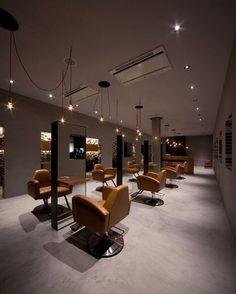 Salon Décor & Hair Salon Interior Design Ideas & Features   HJi