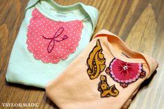 future niece/nephew crafting
