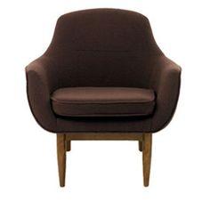 Orla Kiely Lusk Armchair in Bute Melrose Fabric