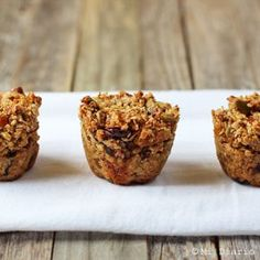 Delicious recipe of Granola muffins, a different and healthier way of enjoying them for breakfast or as a snack at any time. Dole Pineapple Juice, Coconut Flan, Delicious Desserts, Yummy Food, Bakery Cakes, Just Cooking, Grilled Meat, Oven Roast, Cinnamon Rolls