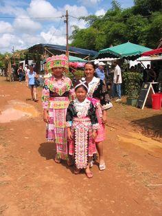 Nouvel an Hmong à Cacao