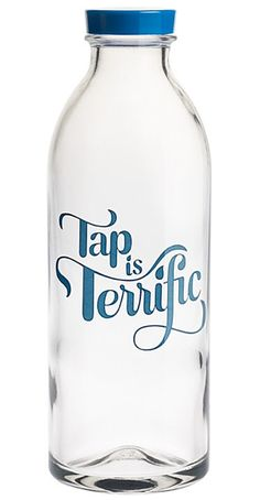 'Terrific' is an understatement! Tap water comes from thousands of miles away, down rivers and over mountains, underground and up through copper pipes right to your faucet. It's magic, really. Whether