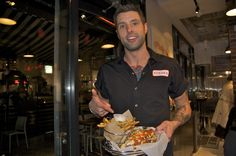 Just saw him on the FoodNetworks 'You Gotta Eat Here' RIP Anthony Sedlak,  American Cheesesteak Co