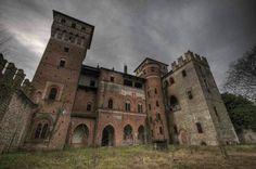 Abandoned castle~