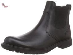Timberland Ekstormbk, Bottes Chelsea Homme, Noir - Noir, 43.5 - Chaussures timberland (*Partner-Link)