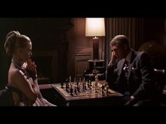 Thomas Crown Affair: Faye Dunaway, my god. And you know how I feel about Steve McQueen in suits. I love this movie--and the chess seduction is the hottest scene ever.