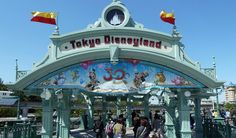 AMWTOUR TRAVEL BLOG: Taman Wisata Disneyland dan Disneysea Tokyo