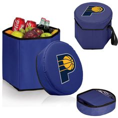 Indiana Pacers 12 Quart collapsible cooler
