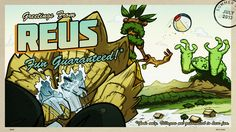Steam Summer Getaway Sale: Reus.