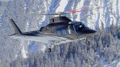 https://flic.kr/p/TggLG1 | 3A-MDF / 2215 - Agusta Westland AW-109-SP | Monacair Altiport de Courchevel (LFLJ)  France  IMG_5343