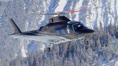 https://flic.kr/p/TggLG1 | 3A-MDF / 2215 - Agusta Westland AW-109-SP | Monacair Altiport de Courchevel (LFLJ)  France  IMG_5343