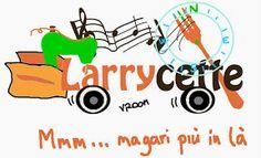 Abbiamo rischiato questo nuovo logo, invece ha vinto quello classico con aggiunta di BALENE RAMPANTI. Vi piace il nuovo www.larrycette.com ?