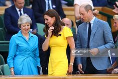 Duchess Kate Middleton & Prince William Watch Men's Wimbledon Final: Photo Catherine, Duchess of Cambridge (aka Kate Middleton) and Prince William sit in the royal box at the Men's Singles final of the Wimbledon Lawn Tennis Championships… Kate Middleton Wimbledon, Estilo Kate Middleton, Kate Middleton Style, William Kate, Prince William And Catherine, Dolce & Gabbana, Duke And Duchess, Duchess Of Cambridge, Mens Wimbledon