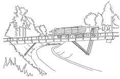 Faépítés | Digitális Tankönyvtár Tao, Utility Pole, Karlsruhe