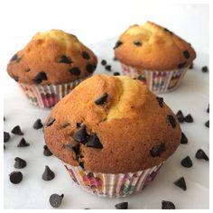 Çikolatalı Portakallı Kolay Muffinler