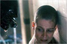 Alien 3 : Foto Sigourney Weaver