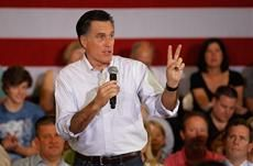 #36 #prezpix #prezpixmr election 2012 candidate: Mitt Romney publication: USA Today photographer: Chip Somodevilla, Getty Images publication date: 3/19/12