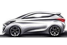 """""""Os brasileiros realmente gostam de manter muitas coisas em seus carros"""", diz designer da Hyundai"""