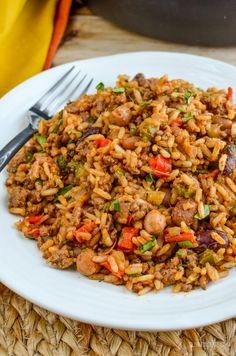 Slimming Eats Syn Free Spicy Beef, Beans and Rice - gluten free, dairy free, Slimming World and Weight Watchers friendly Indian Food Recipes, Beef Recipes, Vegetarian Recipes, Cooking Recipes, Healthy Recipes, Recipies, Indian Foods, Healthy Dinners, Trinidad Recipes