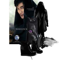 Midnight Warlock | Magnus Bane | City of Bones | The Mortal Instruments