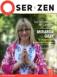 Miranda Gray en Ser Zen Magazine 13