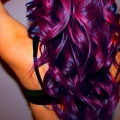 Awesome hair color!