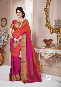 (91) Silk sarees lovers
