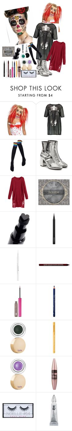 """""""#promqueen"""" by mackeahla-veronica ❤ liked on Polyvore featuring beauty, Balenciaga, MAC Cosmetics, Stila, Charlotte Russe, Urban Decay, Vincent Longo, 100% Pure, tarte and Too Faced Cosmetics"""