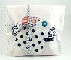 Goodies for Dad Bitty Bag by Michelle Philippi