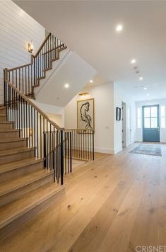 Staircase Design, Home Reno, House Goals, Next At Home, My Dream Home, Future House, Home Remodeling, Building A House, New Homes