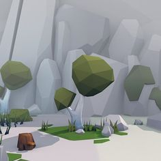 #LOWPOLY