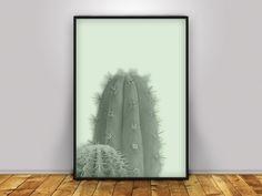 Cactus Photography Cactus print Cactus Art Cactus by PrintmyInk
