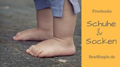 Freebooks: Schuhe und Socken