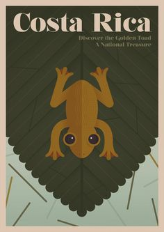 Nostalgic Travel Posters Showcase Extinct Animals You'll Never Get To See…