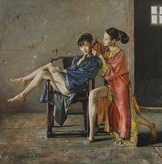 Lu Jianjun nació en un pequeño pueblo de China en 1960, momento, en el que una hambruna espectacular se llevó por delante a un tercio de la...